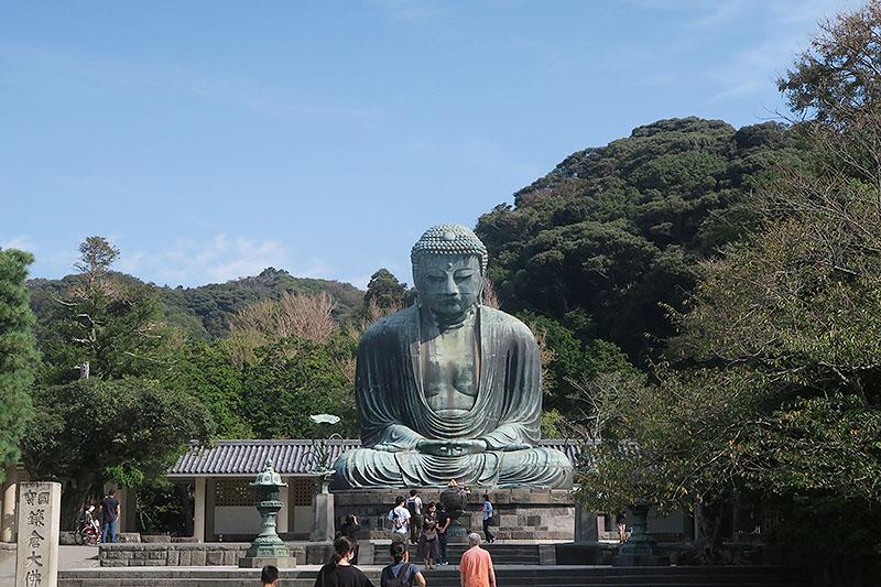 週末は鎌倉へ。