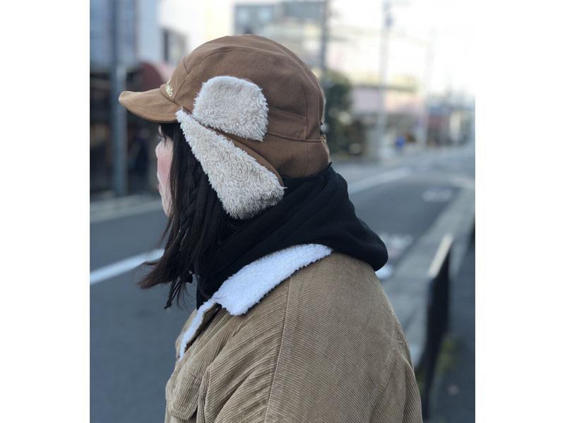 帽子と厄払いと。