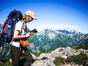 山歩きのためのトレッキングパンツ