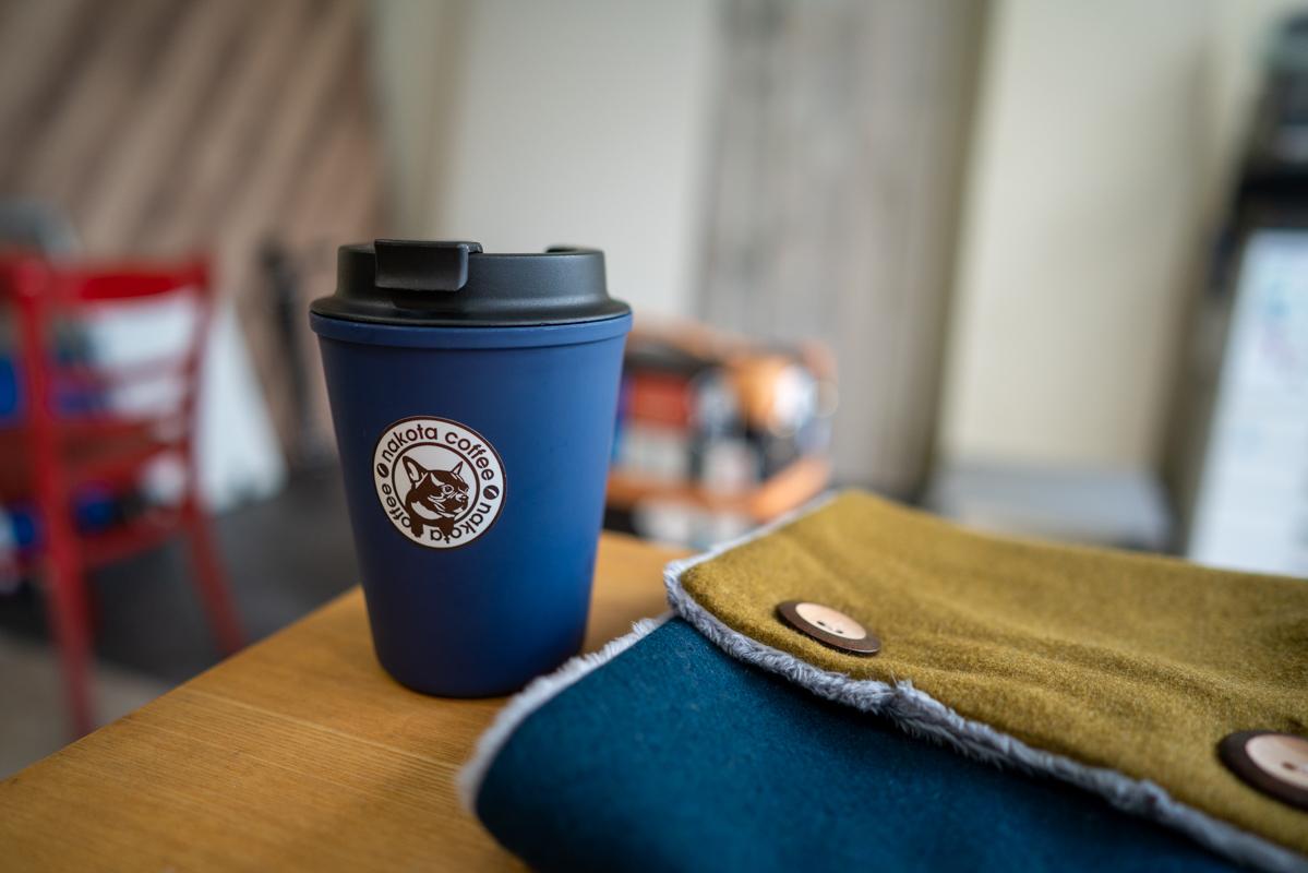 nakota coffeeのステッカーシール