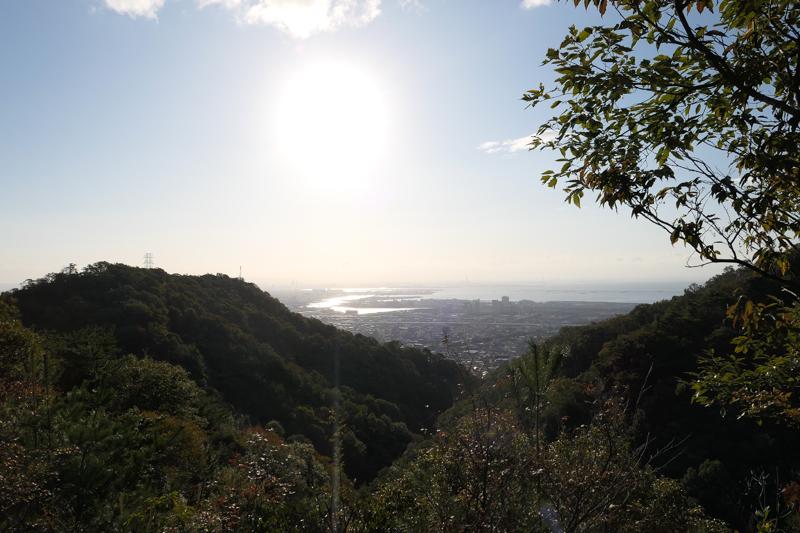 週末は六甲山へ。