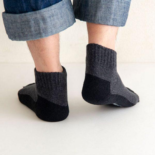 履き心地最高のこだわり靴下でおうち時間を快適に