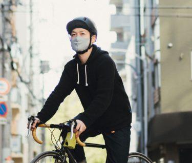 スポーツに最適な高機能素材マスク