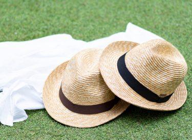 熱中症対策? 紫外線対策?オシャレに快適に  Nakota 夏の帽子 2020