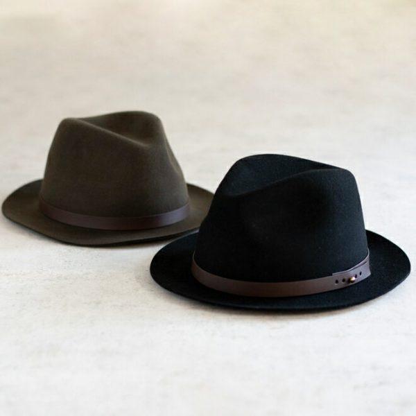 洗えない帽子のお手入れ方法とは? フェルトハット