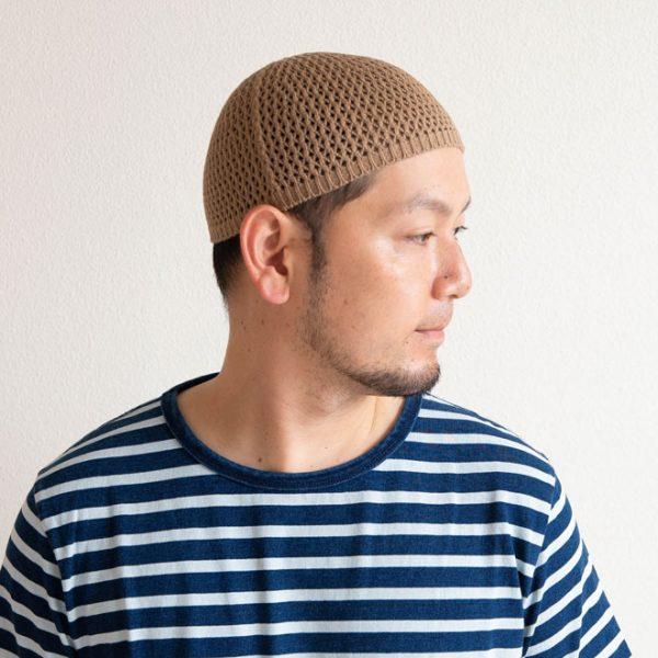頭のサイズの測り方 イスラム帽