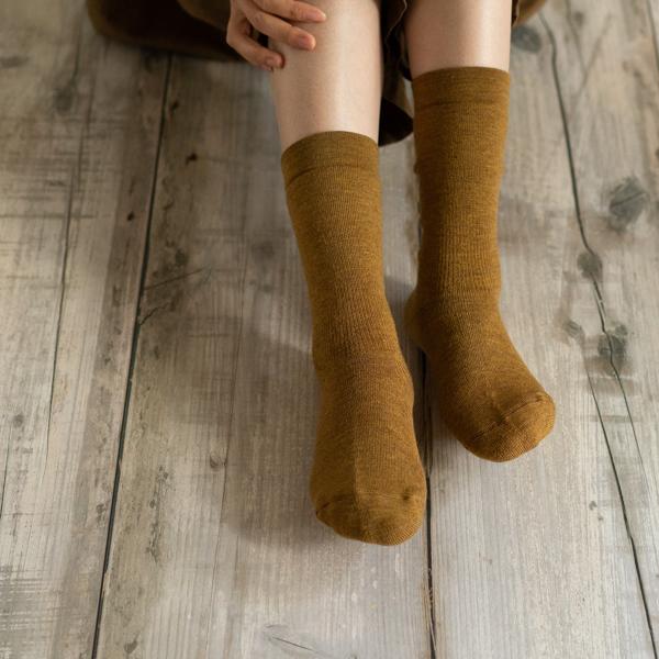 寒い日に履いて欲しい靴下。