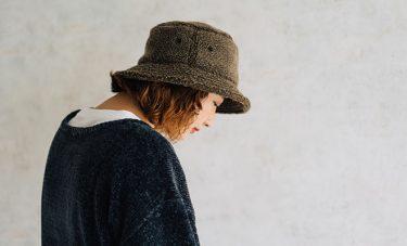 冬の帽子は何派?私は、ハット派。