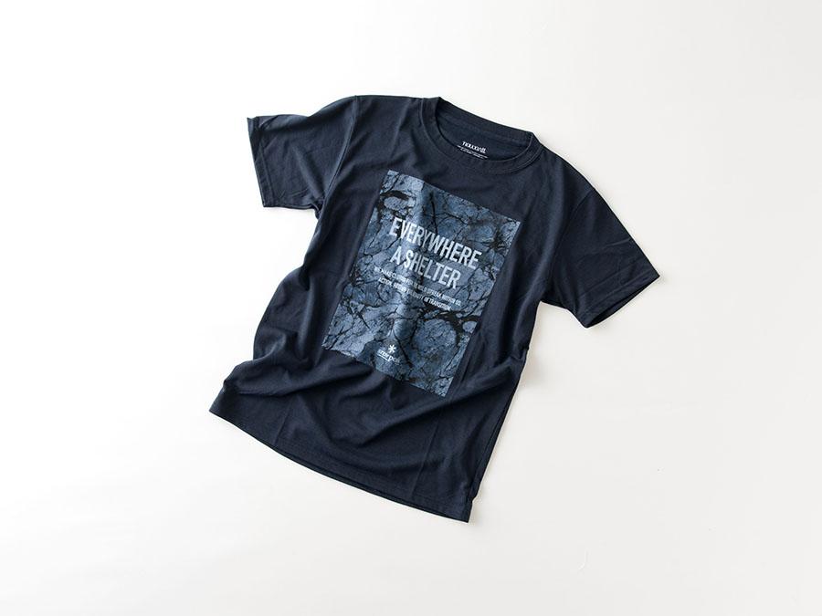 snow peak 新作Tシャツ