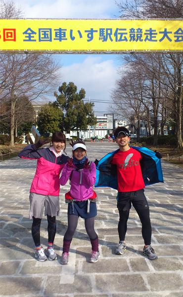 京都マラソン試走!!