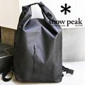 snow peak(スノーピーク) 4Way ウォータープルーフドライバッグ