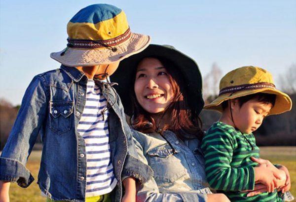 洗える帽子で子供の頭や髪を清潔に守りたい